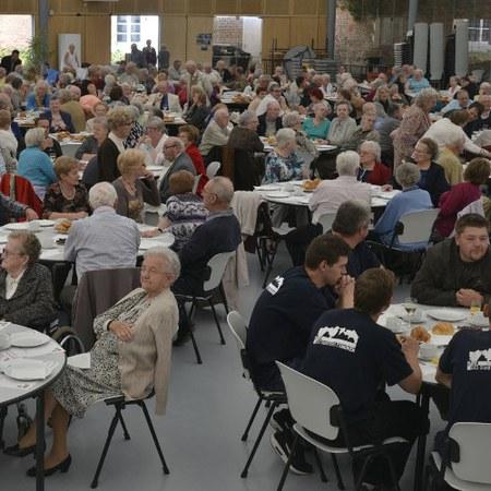 Festivités pour les aînés