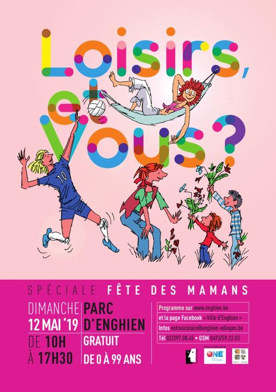 Affiche Loisirs 2019