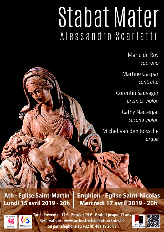 Affiche Stabat Mater 297 x 420 B
