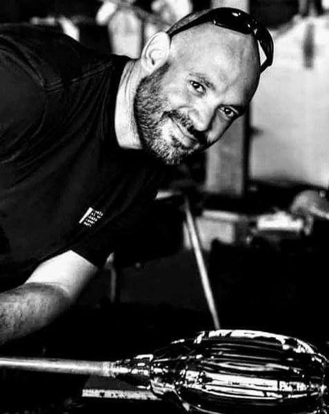 Christophe Genard Glasblaser