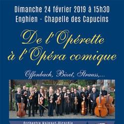 Concert de l'Orchestre Hainaut-Picardie