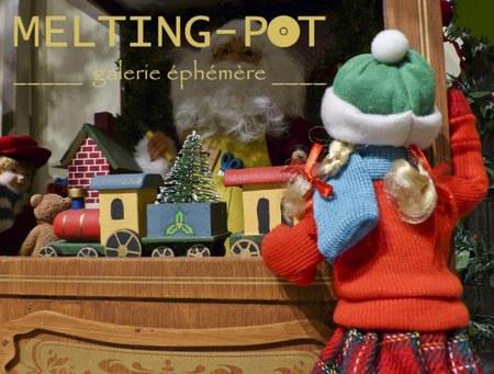 "Galerie éphémère ""Melting-pot"""