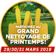 Le Grand Nettoyage de Printemps
