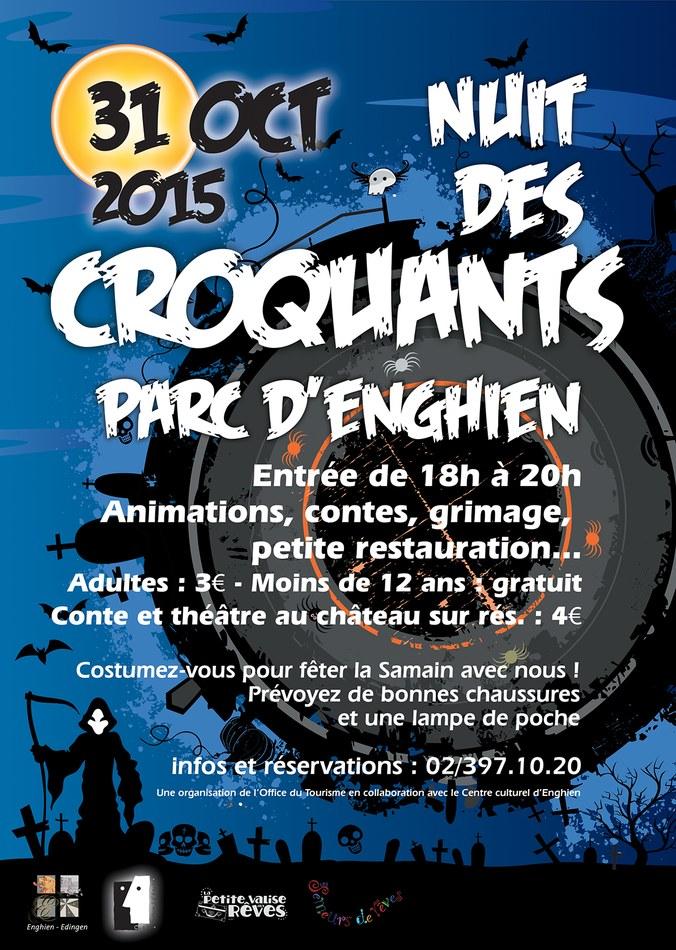 Nuit des croquants 2015