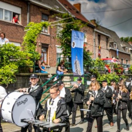 Participation à la Procession de la Saint-Jean