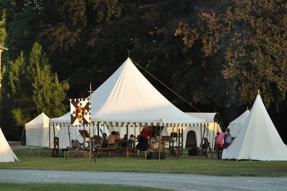 Campement médiéval 2013
