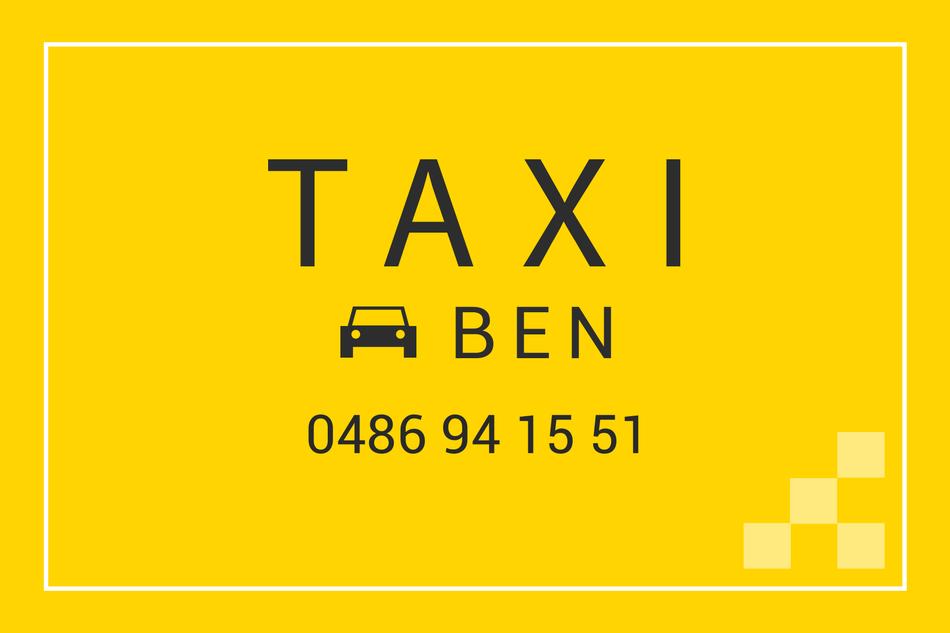 taxi benoit
