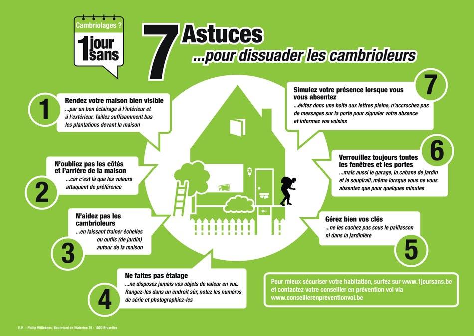 7 astuces.Maison