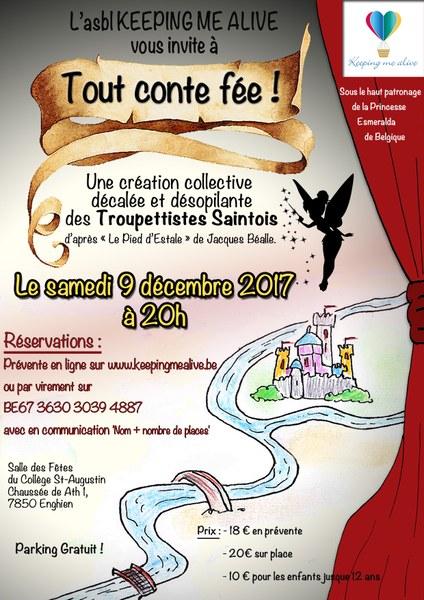 KMAL Tout conte fee AfficheA6