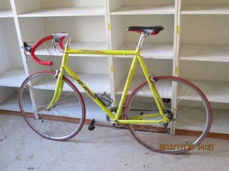 In beslag genomen fiets te koop