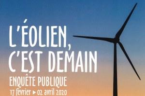 Openbaar onderzoek - Exploitatieplan van de windturbines & Plan met betrekking tot de akoestiek van de windturbines